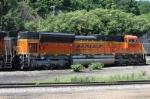 BNSF 9143